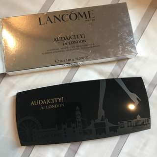 Lancome Auda[City] Eyeshadow Palette