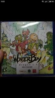 PS4 Wonderboy dragon trap BNIB