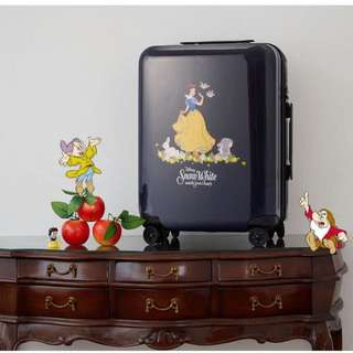 韓國代購 Disney Princess迪士尼公主白雪公主20寸旅行喼