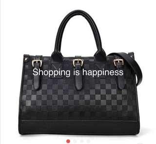 Secured handbag