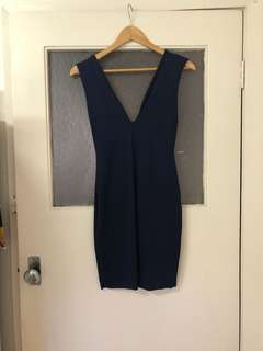 KOOKAÏ Navy Dress