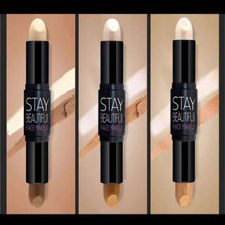 INSTOCK: CONTOURING WITH HIGHLIGHTER STICK