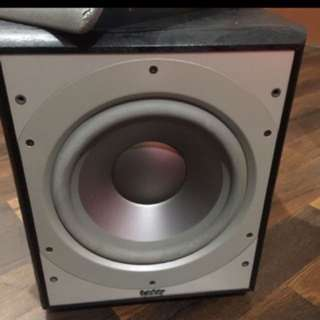 Infinity PS210 subwoofer