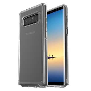 Original OtterBox SYMMETRY CLEAR SERIES Case for Samsung Galaxy Note 8