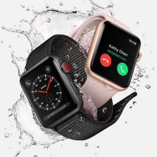 Apple Watch Series 3 Cellular Space Gray