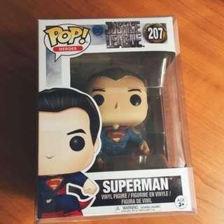 Justice League Funko Pop (Superman)