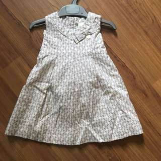 TRUDY & TEDDY Dress 12-18 Months
