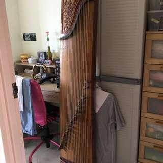 Handcraft Guzheng circa 2008