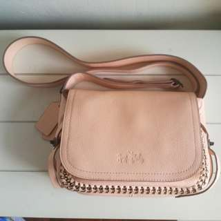 Coach Dakotah Crossbody Flap Bag