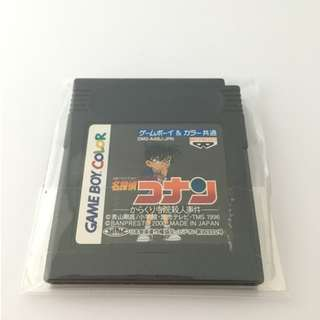 Detective Conan: The Mechanical Temple Murder Case - Game Boy Color (JAPANESE VINTAGE)