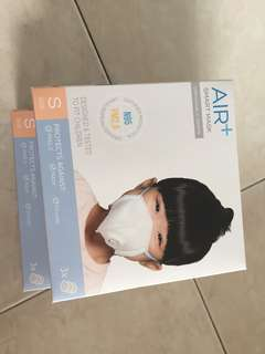 Air+ smart mask