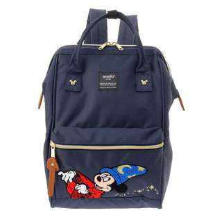 Japan Disneystore Disney Store Mickey Mouse Fantasia Saga Weave D23 Expo Anello Backpack