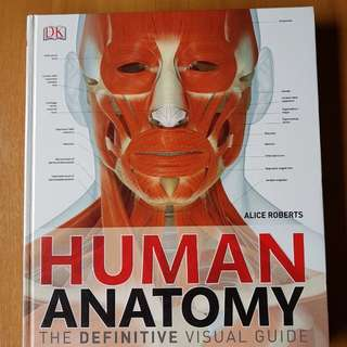 Human Anatomy by Alice Roberts