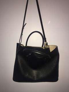 H&M black bag
