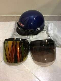 Helmet MHR III (steng)