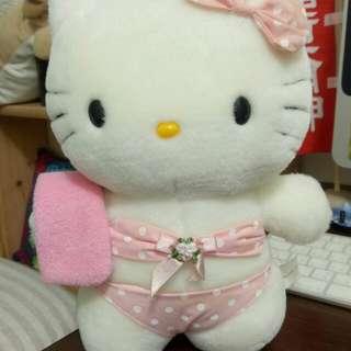🚚 正版Hello kitty比基尼玩偶