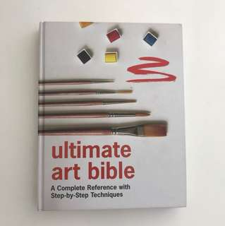 Ultimate Art Bible Book