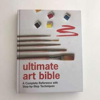 Ultimate Art Bible Book