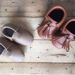 Baby Shoes (Moccassins) 2 for 600