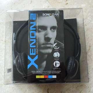 SonicGear Xenon 2 Stereo Headset