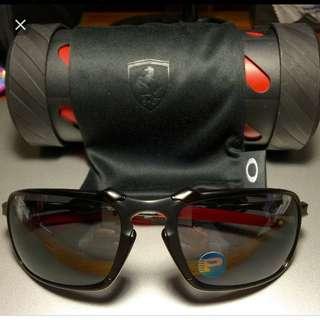Oakley badman ferrari sunglass
