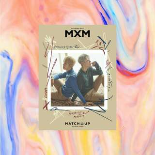 MXM (엠엑스엠) - Match Up (2nd Mini Album)