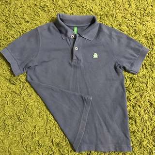 Benetton shirt - 5 years