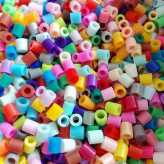 Pyssla beads- 48 colours