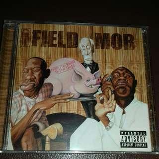 Field MOB From Tha Roota to Tha Toota original USA pressing cd used Rap