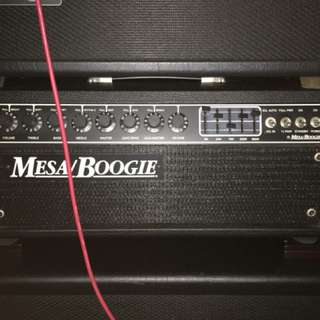 Mesa Boogie Mark III Blue stripe, 110v US Voltage