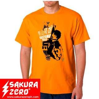 Kageyama Anime T Shirt (Haikyuu)