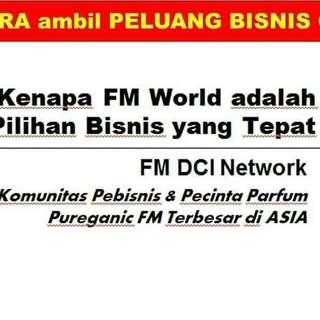 Distributor Parfum FM
