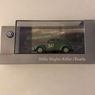BNIB Limited edition VW beetle model