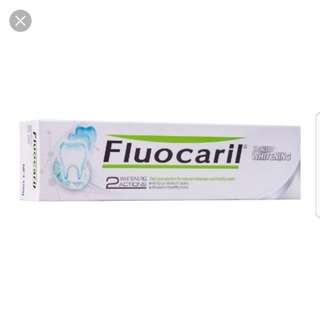 🍀Fluocaril toothpaste Healthy Whitening