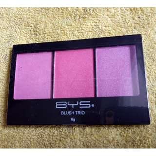 Blush On (BYS blush trio)