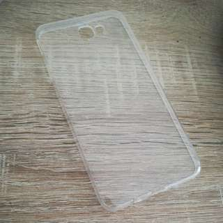 Samsung J7 Prime 5.5 clear silicone case