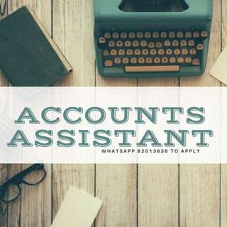 $9/H ~ $10/H // ACCOUNTS ASSISTANT // 3-6 MONTHS // DIPLOMA IN ACCOUNTANCY