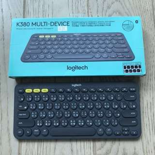 Logitech K380 keyboard 無線鍵盤