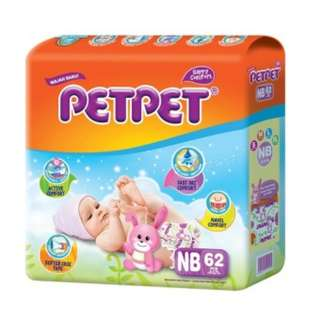 Pampers NB62 X 3Pack