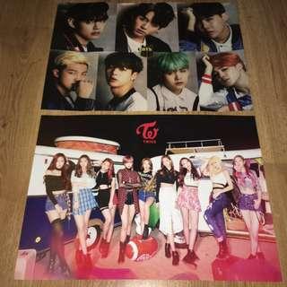 K-pop Posters