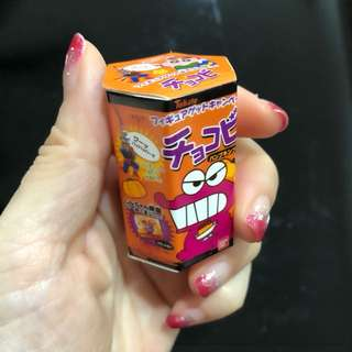 3D Realistic Miniature Magnet - Tohato Chocolate Biscuits