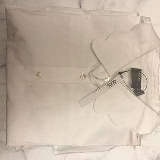 🚚 ASOS貝殼領長袖襯衫