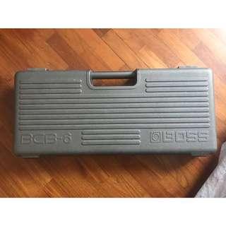 Boss BCB 6 case