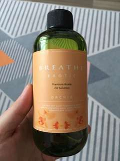 Breathe Essence of life water soluble aromatherapy essential oil air purifier revitaliser orchid fragrance