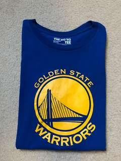Adidas Golden State Warriors Tee