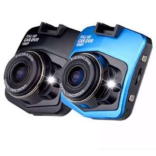 Mini car DVR camera (blue)