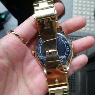 Mk slim watch