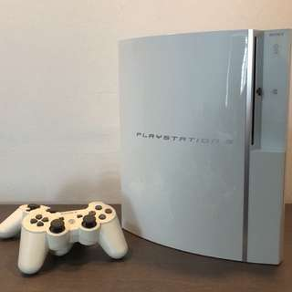 Sony Playstation 3 + Games