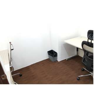 EBC Lifestyle Hub (Compact & Affordable 2 person 2 Desk Office)