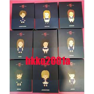 TWICE STORE [ 2017 Character Figure] ★hkko2001a★ Official Goods